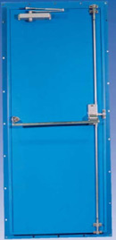 A60 Offshore Module Door